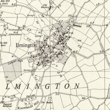 Maps of the Ilmington Area
