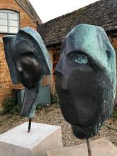 Lockdown sculptures