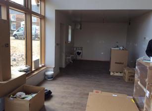 Café construction 13