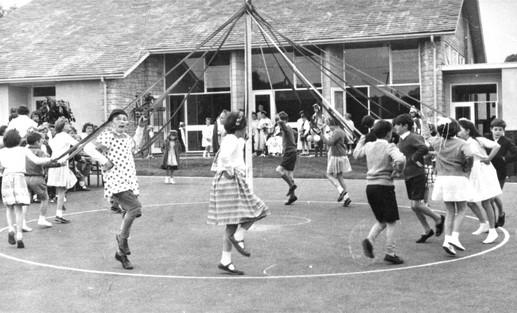 1962 May new school