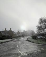 Bottom of Foxcote Hill - Jan 21