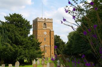 Summer. St Mary's Church