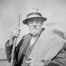Photograph of Walton Handy, Ilmington, 1944