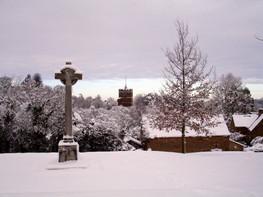 War Memorial Upper Green