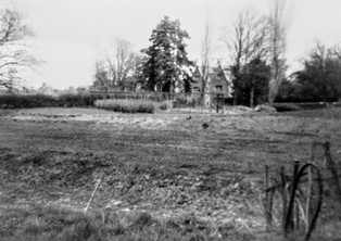 Reclaiming Manor fish ponds in Berry orchard 1976 2