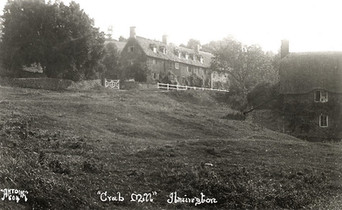 The Crab Mill, Ilmington. 1920s