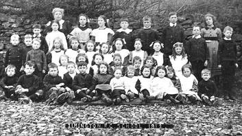 Ilmington school 1912