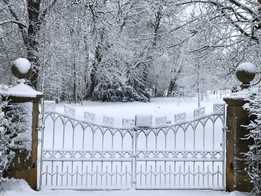 January 2021 - The Old Rectory gates