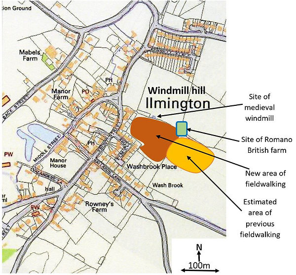 Windmill Hill site location