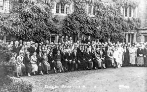Ilmington Manor gathering June 1936