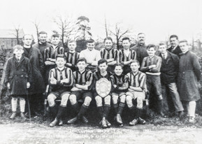 Ilmington boys football club 1930-31