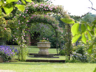 Summer manor gardens