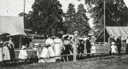 Foxcote Fete 7th September 1911