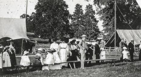 Foxcote Fete 7th September 1911