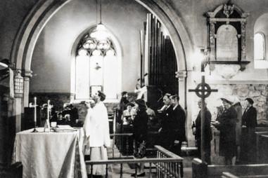 St Mary's 1963/4
