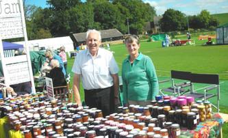 2012 - John Cooke and Sue Matthews