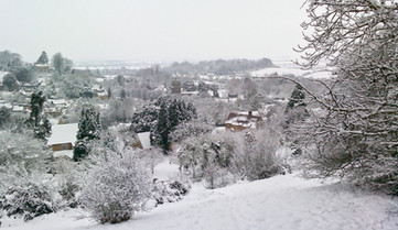 From Foxcote Hill