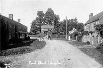 Front street, Ilmington 1921