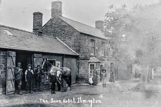 The Lion hotel, Ilmington