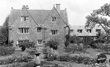 Ilmington Manor. 1920s
