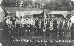 Foxcote Fete Tug of War