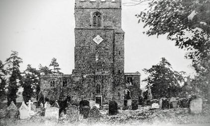 St Mary's church, Ilmington