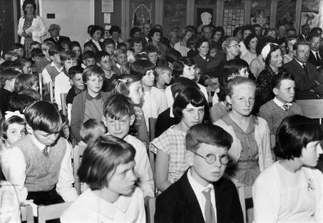 1962 school opening B