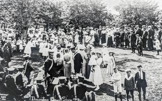 Ilmington flower show 1919