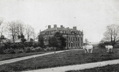 Foxcote House 1900