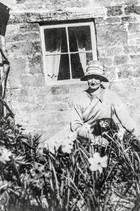 Florence Bryan at Bassett Cottage