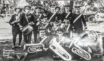 Ilmington brass band 1919
