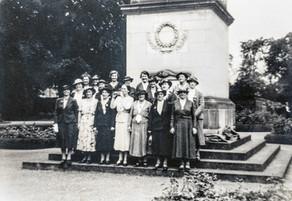 Ilmington WI choir - 1930