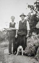 William Venables (Bill Sabin's grandfather) & Tom Crossley