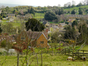 View of Ilmington
