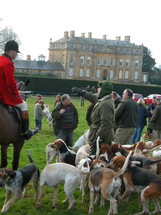 The last legal fox hunt in Ilmington, 22nd January 2005 - 1