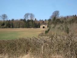 Foxcote barn