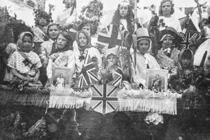 Coronation day 1937
