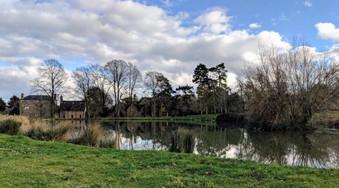 Manor ponds February 2018