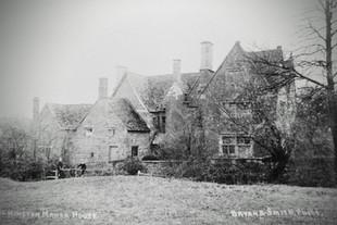 Ilmington manor house