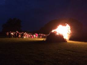 Ilmington Jubilee beacon 2