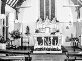 St Philip's church interior