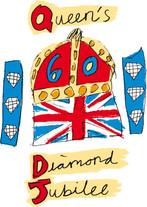 Diamond Jubilee emblem