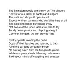 Poem by Anneli Morgan