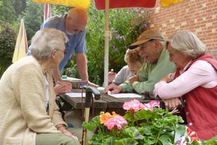 2012 - Pub garden quiz