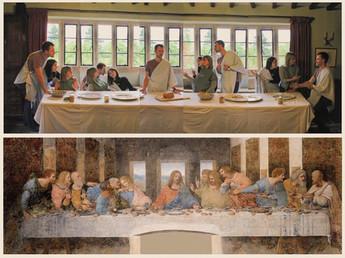 The Last Supper - Da Vinci