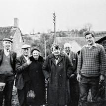 Marj Wilkins & Tommy & David