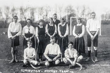 Ilmigton hockey team