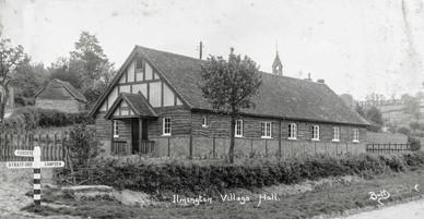 Village hall - Date unkown
