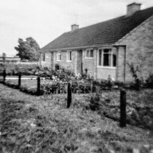 Armscote road bungalows - Far end - home of Fred Williams