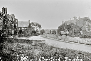 C of E Back street, Ilmington